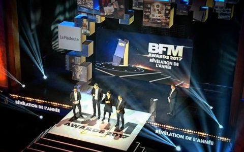 Une soirée aux BFM Awards 2017